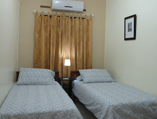 Photo 8: Bedroom 2 - air-conditioned, 2 single beds