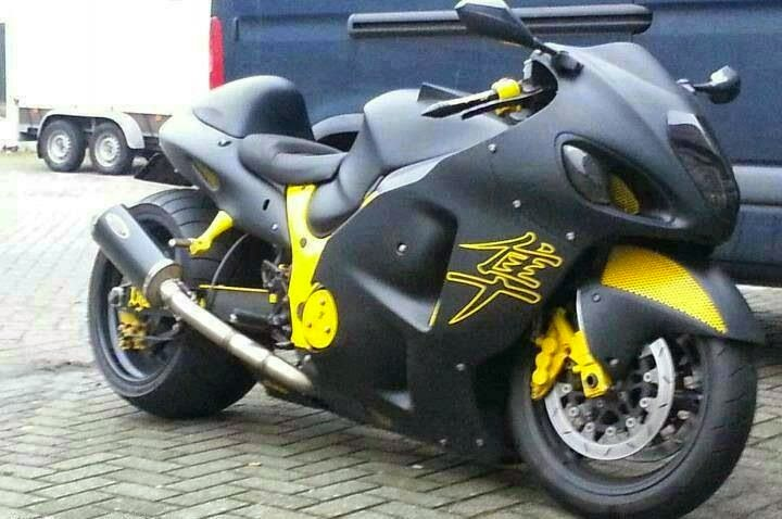 Mercenary Garage Matte Black Busa Make Your Own Beautiful  HD Wallpapers, Images Over 1000+ [ralydesign.ml]