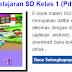 Download buku pelajaran  SD kelas 1 ( Pdf dan Apk )