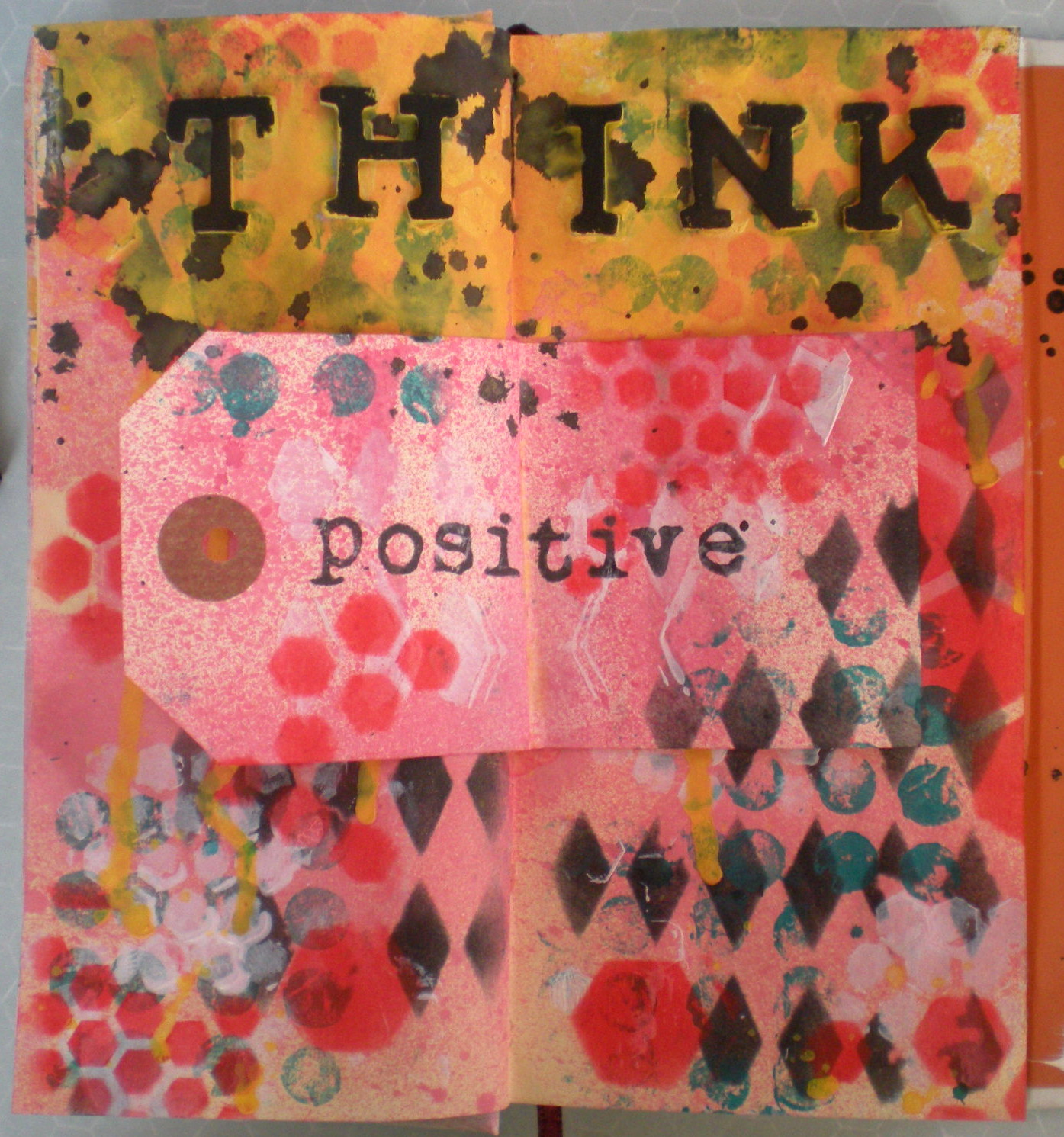 Piensa en positivo - Think positive