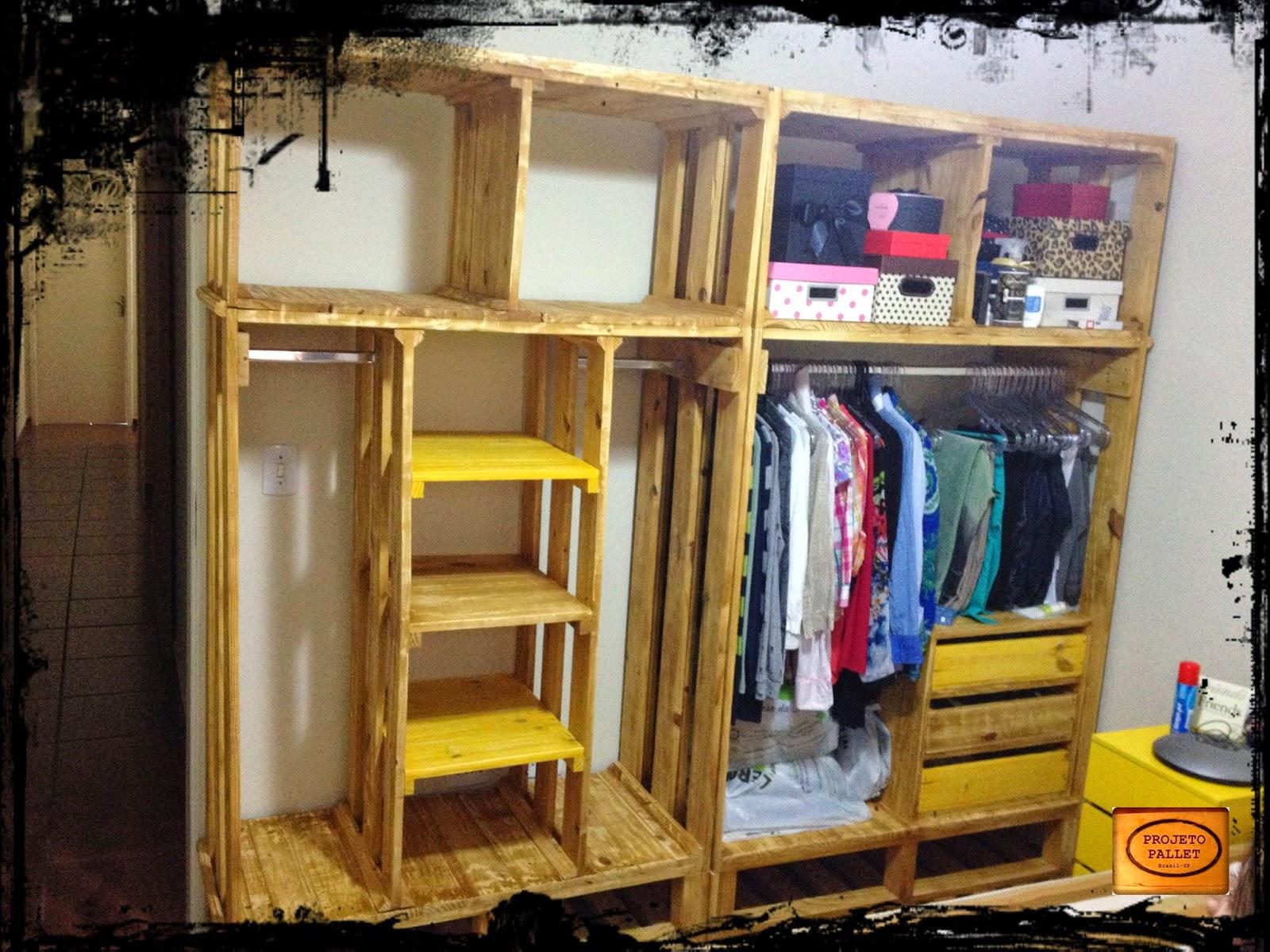 Palet Reciclado Muebles Fabulous Econotascom Tres Muebles Con  # Muebles Con Tarimas Y Cajones