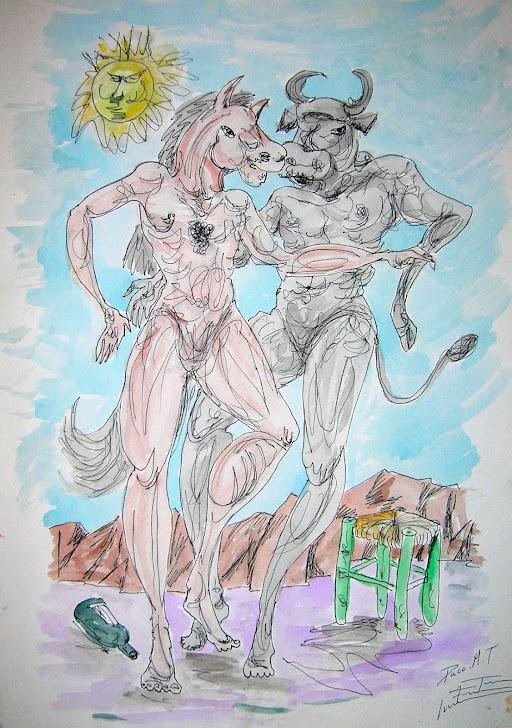 El baile de las bestias 29-5-90