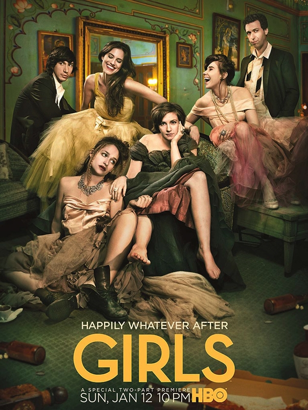 Girls (Temporada 3)