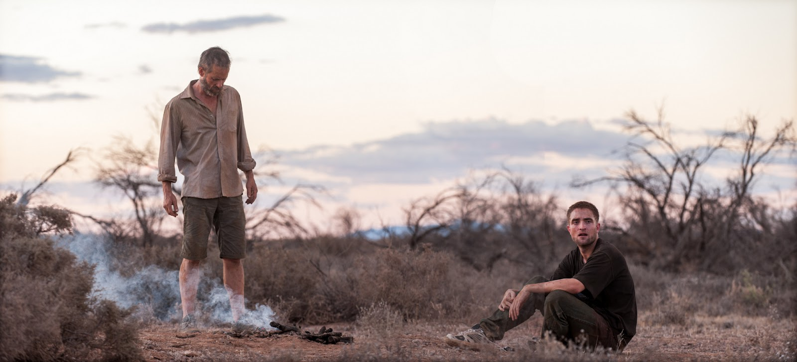 The Rover Guy Pearce & Rob Pattinson go road tripping