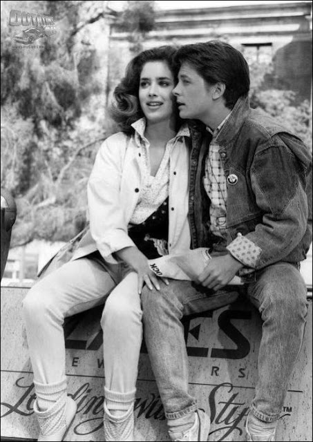 behind the scenes back to the future