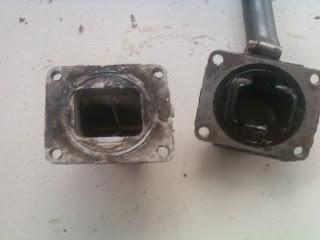 jual membran/valve rx king 1 set dengan karet intake 4Y2