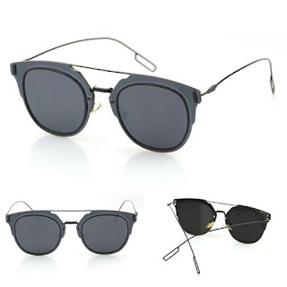 Men Matelic Fashion Wear Sunnies by Pompin.co