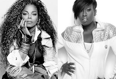 Janet Jackson – BURNITUP! (feat. Missy Elliott)