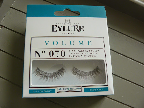 Eylure lashes review