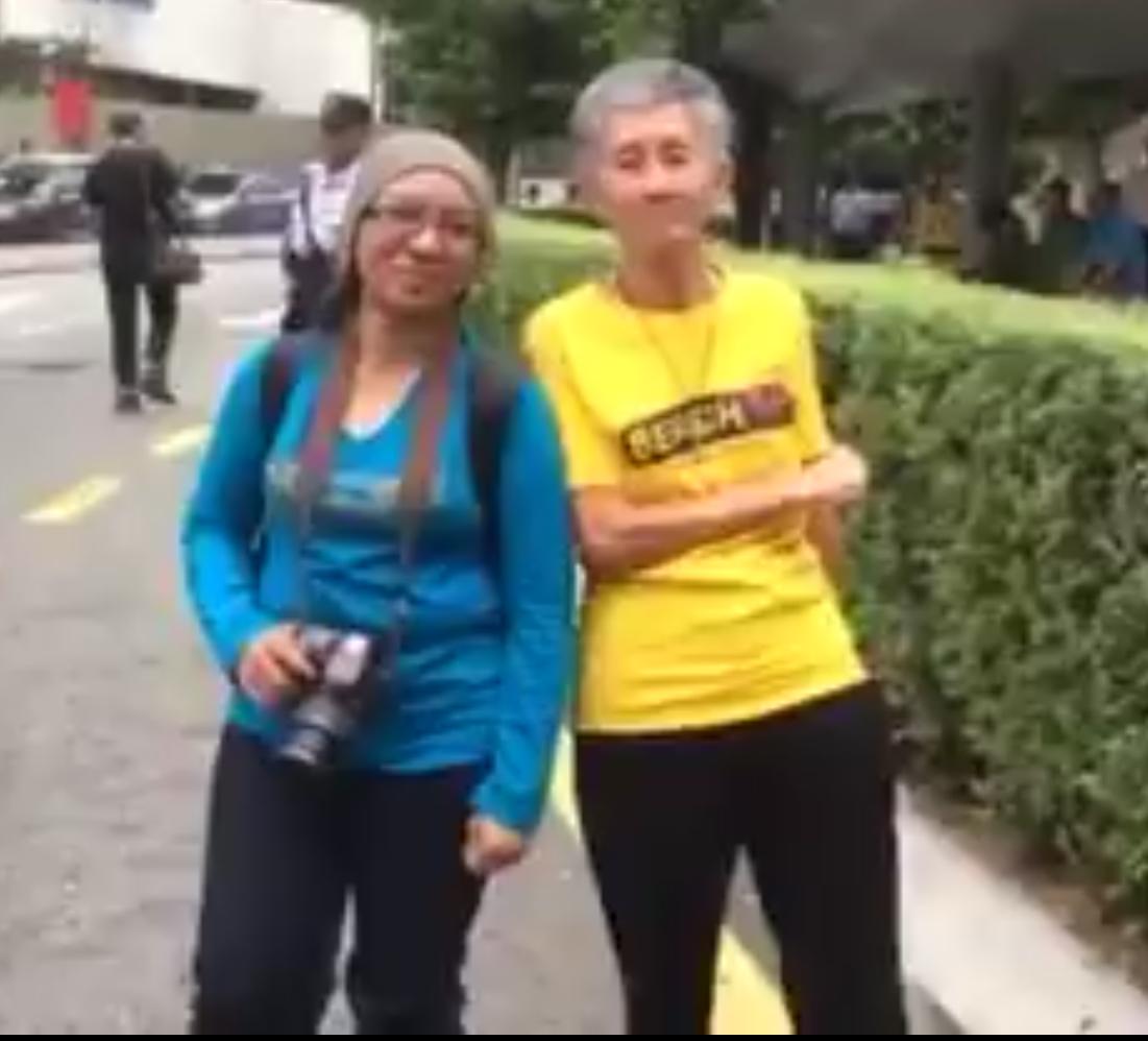 VIDEO NO POLICE Ah So Tua Meroyan Tak Mahu Ada Polis Di Malaysia