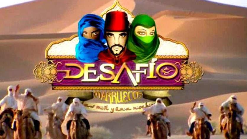 Desafio Marruecos 2014 Capitulo 65 Reality Show online