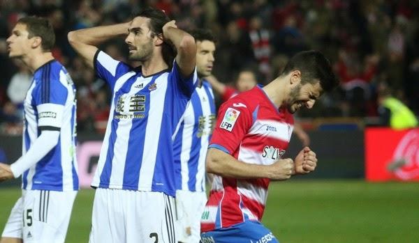 Granada Real Sociedad