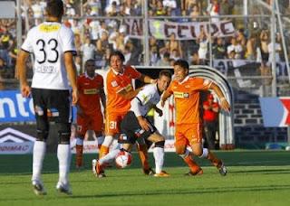 Ver Cobreloa vs Colo Colo en VIVO 20 Dicienbre 2011