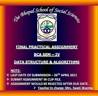 Final Practical Assignment - Data Structure and Algorithm
