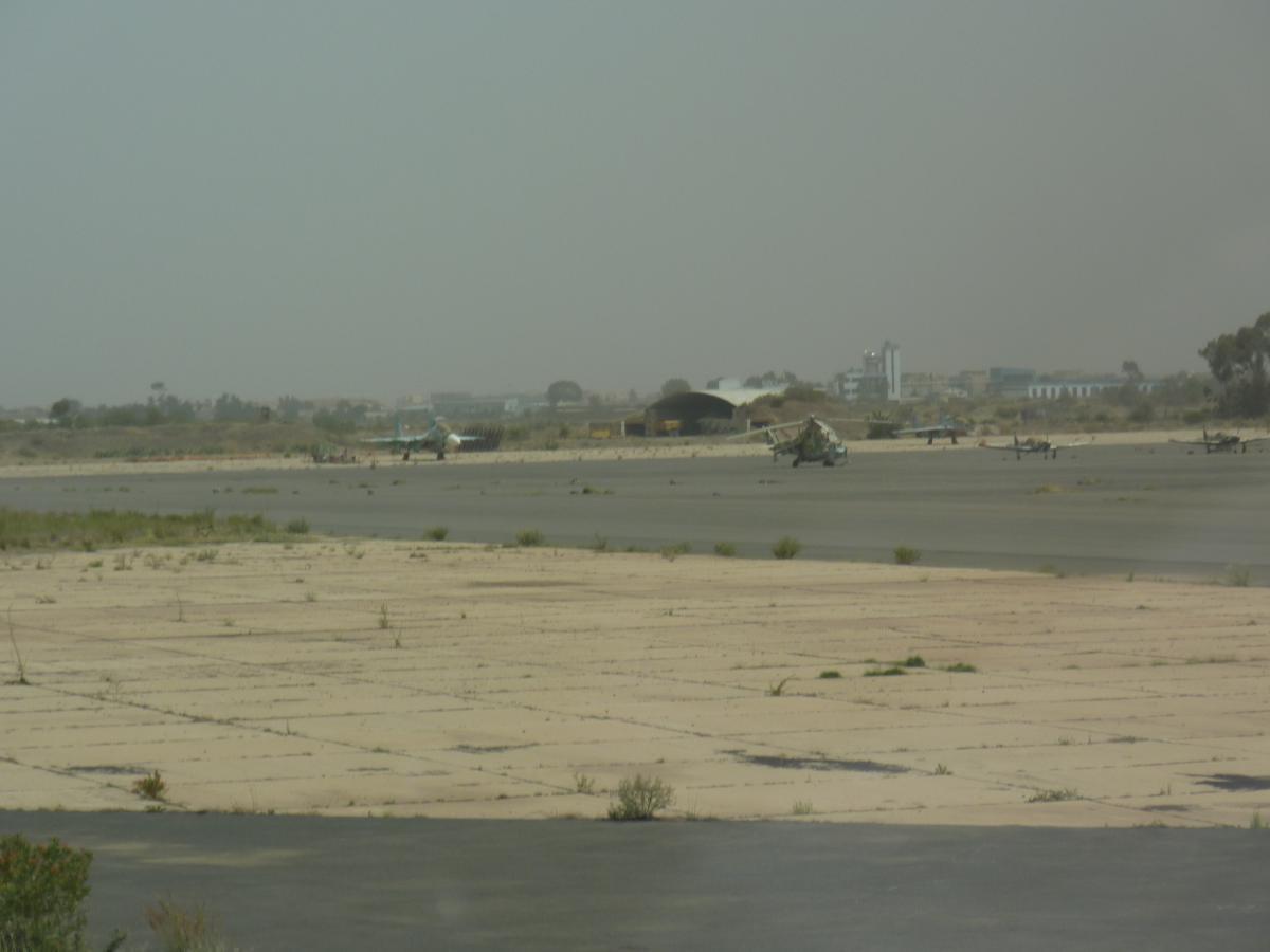 Armée Erythréenne / Eritrean Defence Forces ERITREA+09-2012