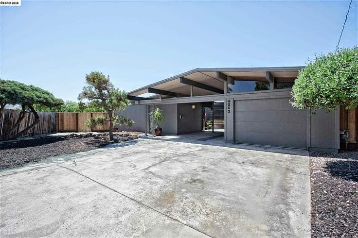 Mid2mod Eichler For Sale In Concord Ca