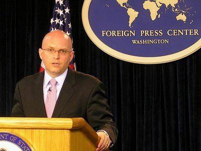 Ο αναπληρωτής υφυπουργός Εξωτερικών των Η.Π.Α., Φίλιπ Ρίκερ