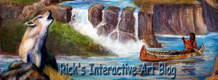Rick's Interactive Art Blog
