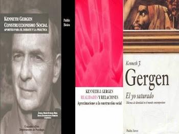 Paquete de libros de Kenneth Gergen