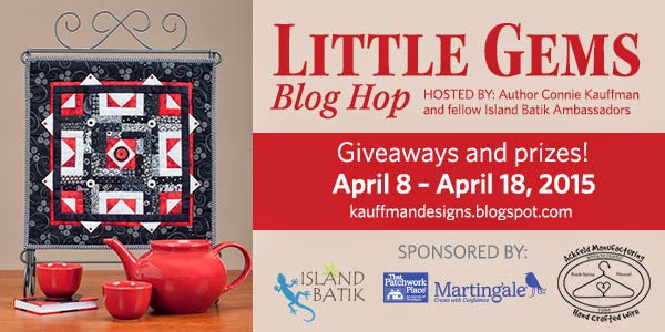 "Coming Soon....""Little Gems Blog Hop"""