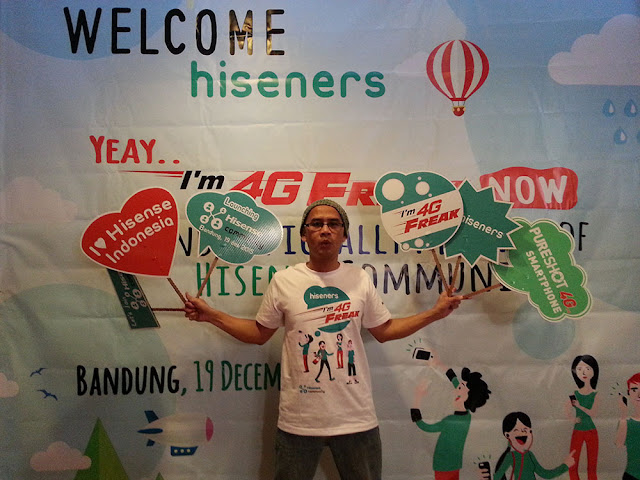 Hisense Community di Bandung