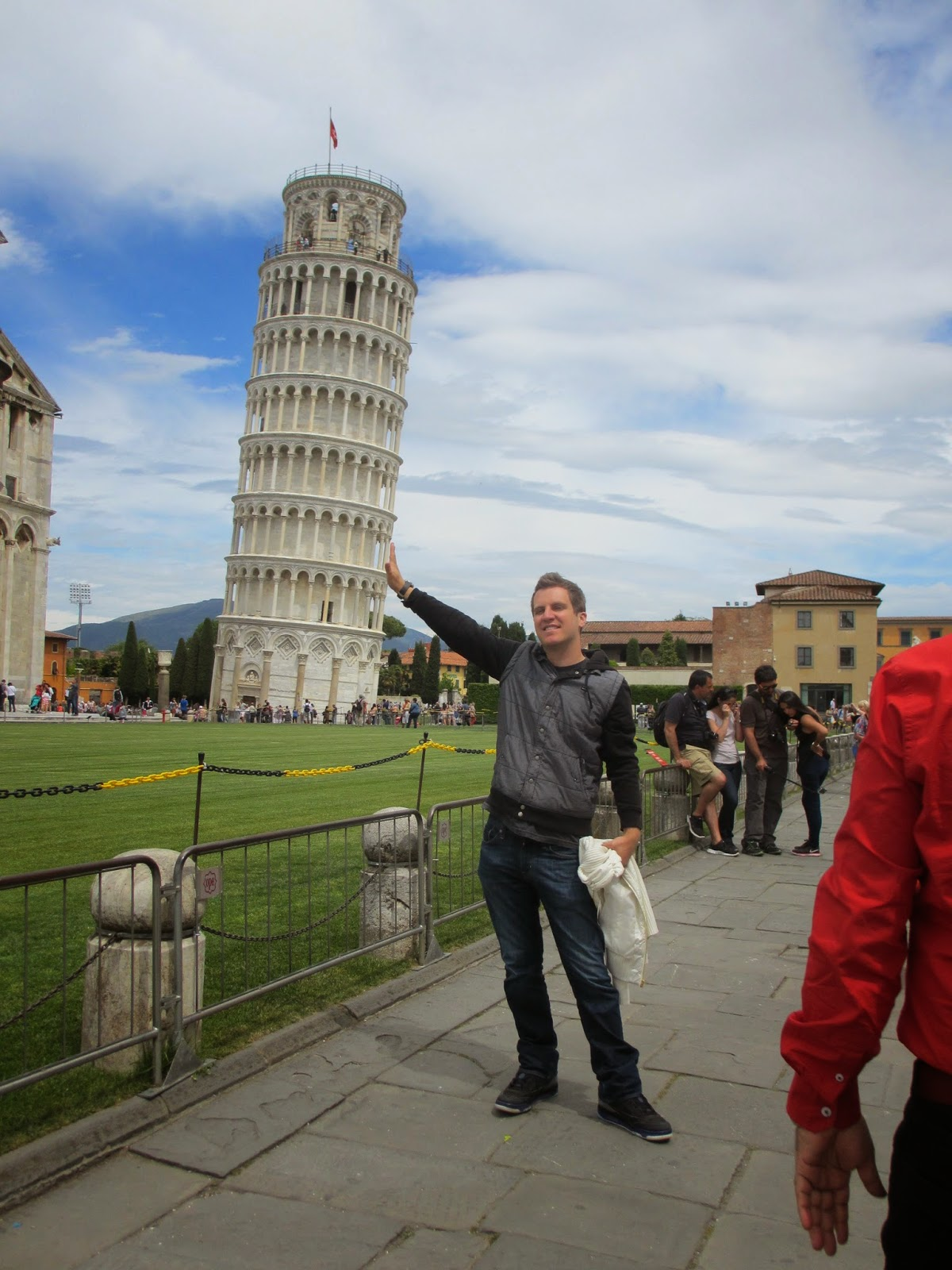European Adventure Blog in Tuscany