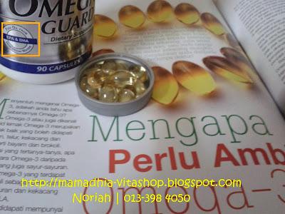 Omega-3, EPA, DHA,