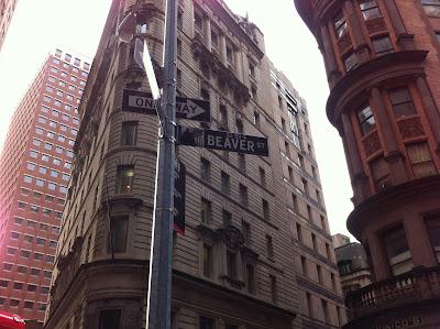 Melhor+M%C3%A1quina+ +Beaver One Way: Beaver Street