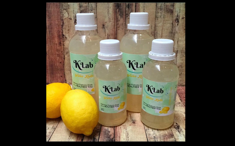 Lemon Flavoured Water Kefir