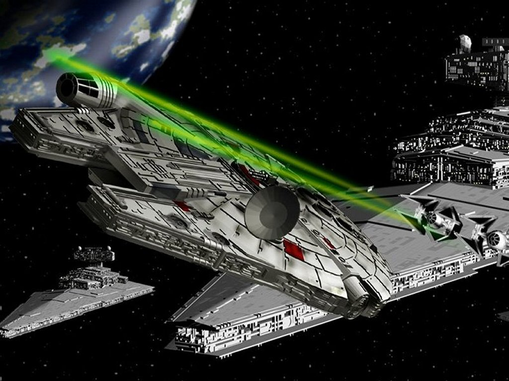 No.3 Sufi Jedi Tactical Simulation Room-Star Wars:The Kessel Run