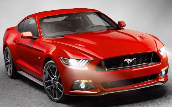 2016 Ford Mustang Diesel