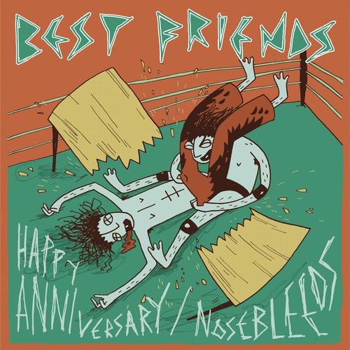 best friends new double a-side single on art is hard