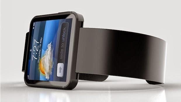 Melirik Tampilan Jam Tangan Pintar Apple IWatch