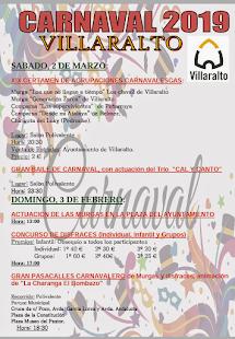 Carnaval Villaralto 2019.