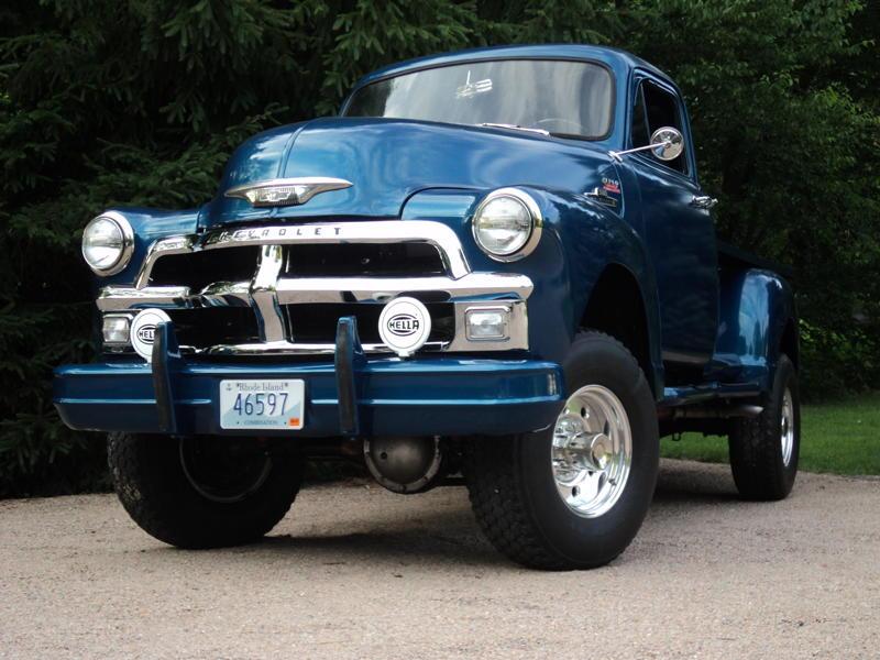 classic trucks for sale in california