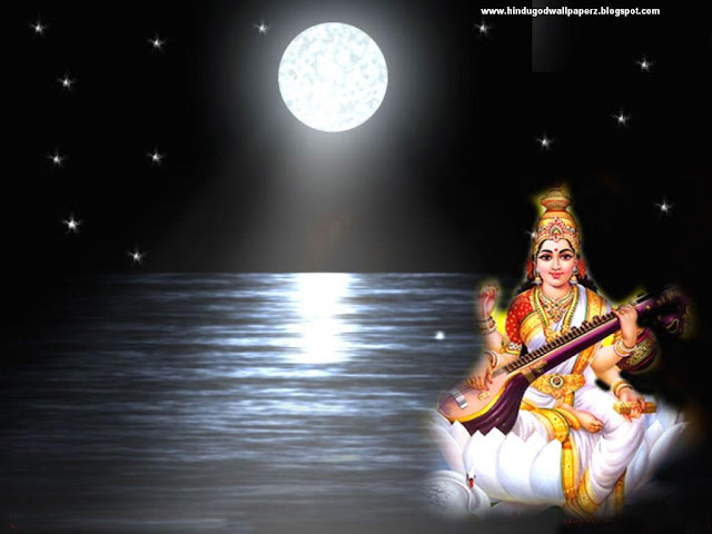 Maa Saraswati Still, Image, Picture, Photo, Wallpaper