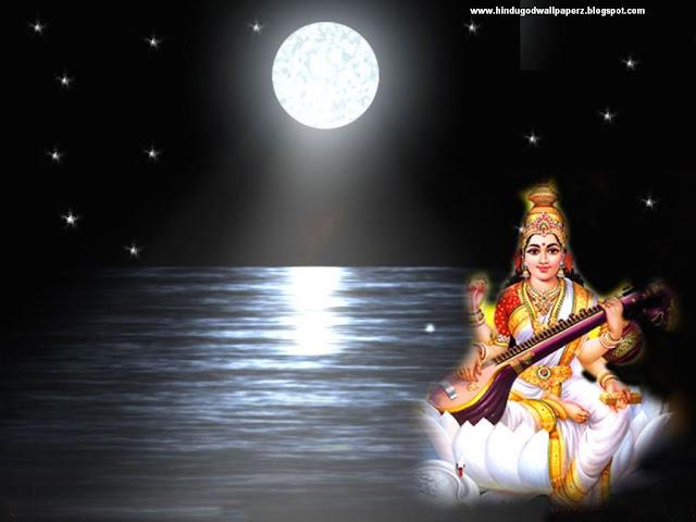Maa Saraswati Still, Image, Picture, Photo, Wallpaper