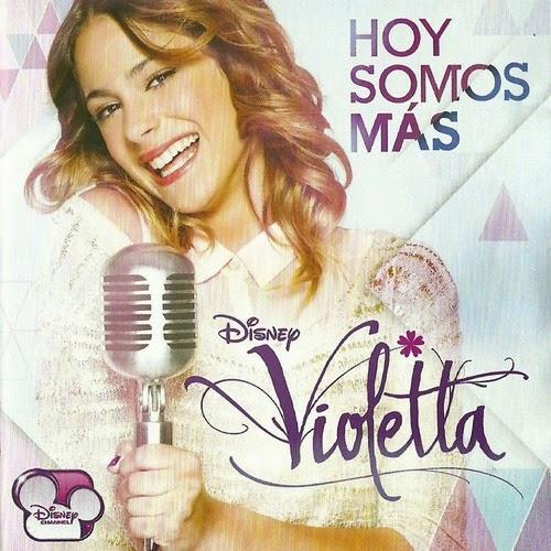 Violetta baixarcdsdemusicas.net Violetta   Hoy Somos Mas
