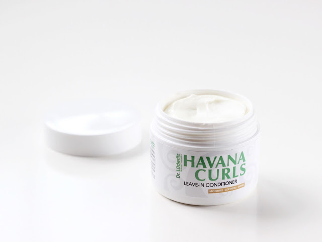 ktinka.com Havana Curls Naturkosmetik Leave-in Conditioner