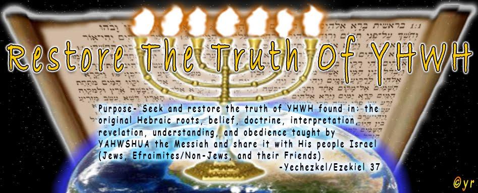 Restore The Truth