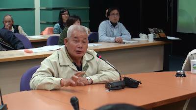 后里農民廖明田表示,過去農民計較不要在后里設科學園區但無效,如今既然做了就要做好,廢水不要再影響到農民