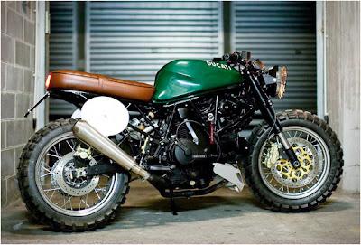 Custom Motorbike - ducati custombike - by marco artizzu