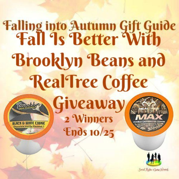 Fall is Better with Brooklyn Beans and RealTree Coffee