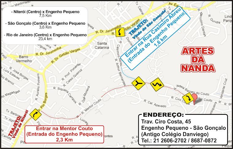 Ateliê Nandarts,visitas por agendamento.