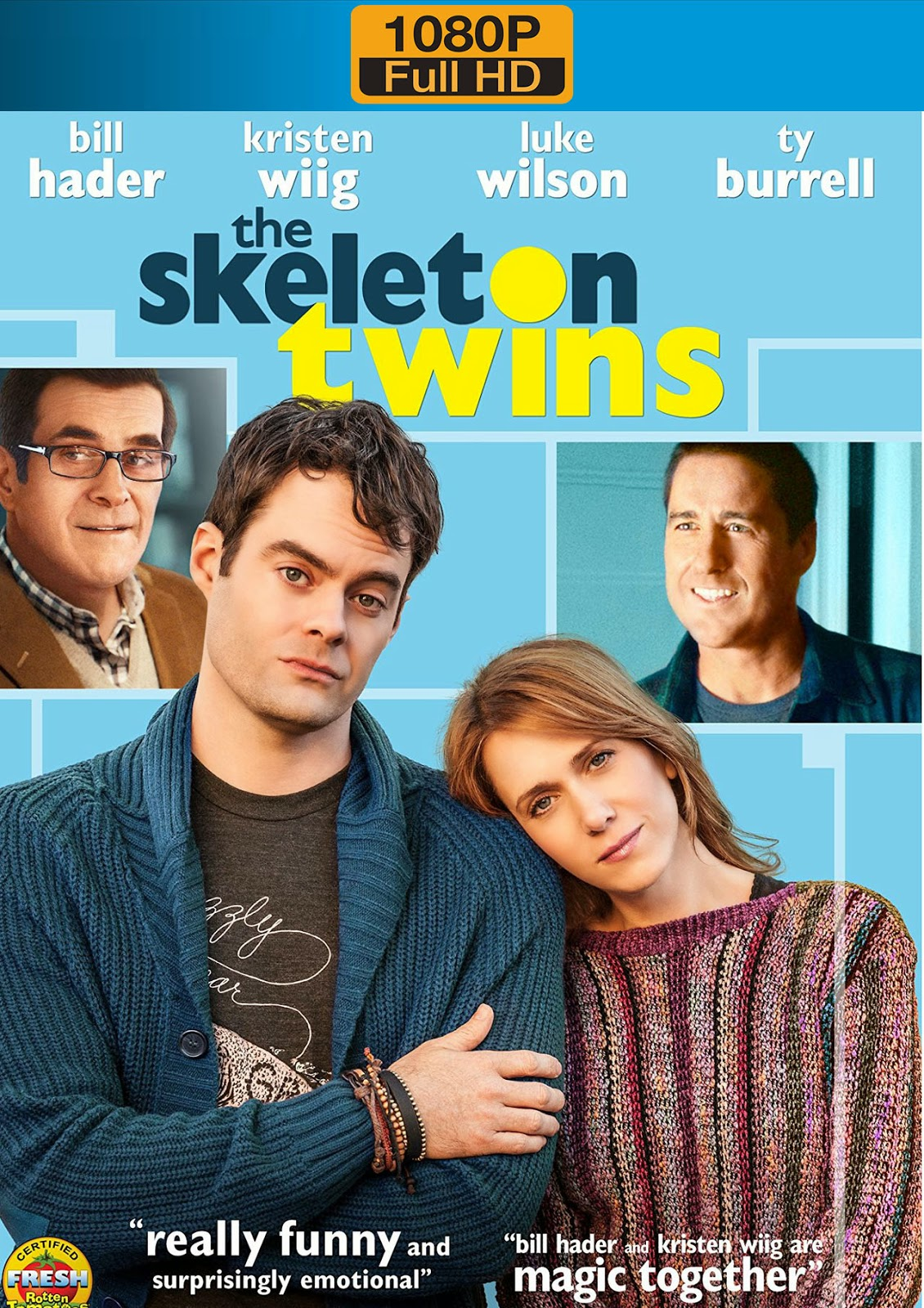 The Skeleton Twins 2014 1080p Dual