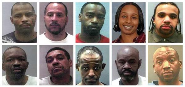 BSK ARKIV: 10 Most Dangerous Prison Gangs in the World