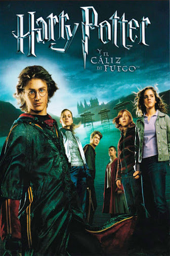 Harry Potther y el caliz de fuego
