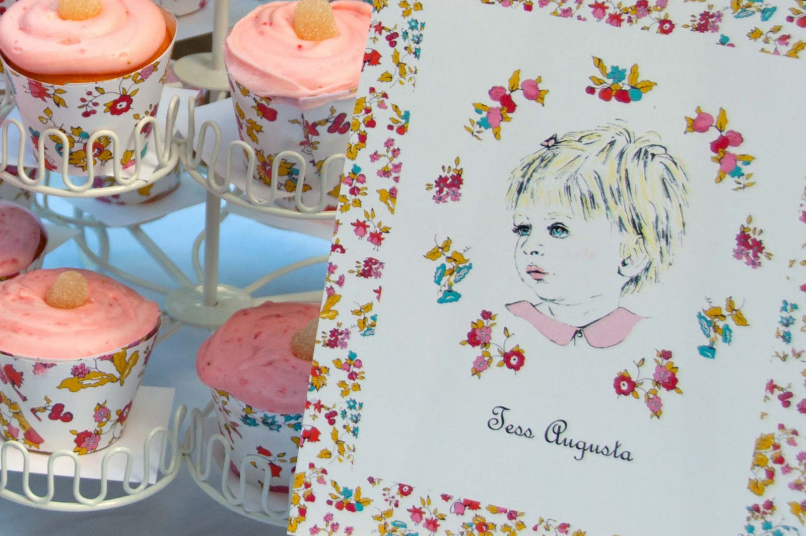 Aesthetic Nest Party Tess S Vintage Book First Birthday