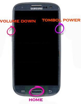 Cara Mudah Flash Samsung Galaxy Ace 3 GT S7270