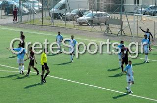 Ρούβας - Προοδευτική [0-0]